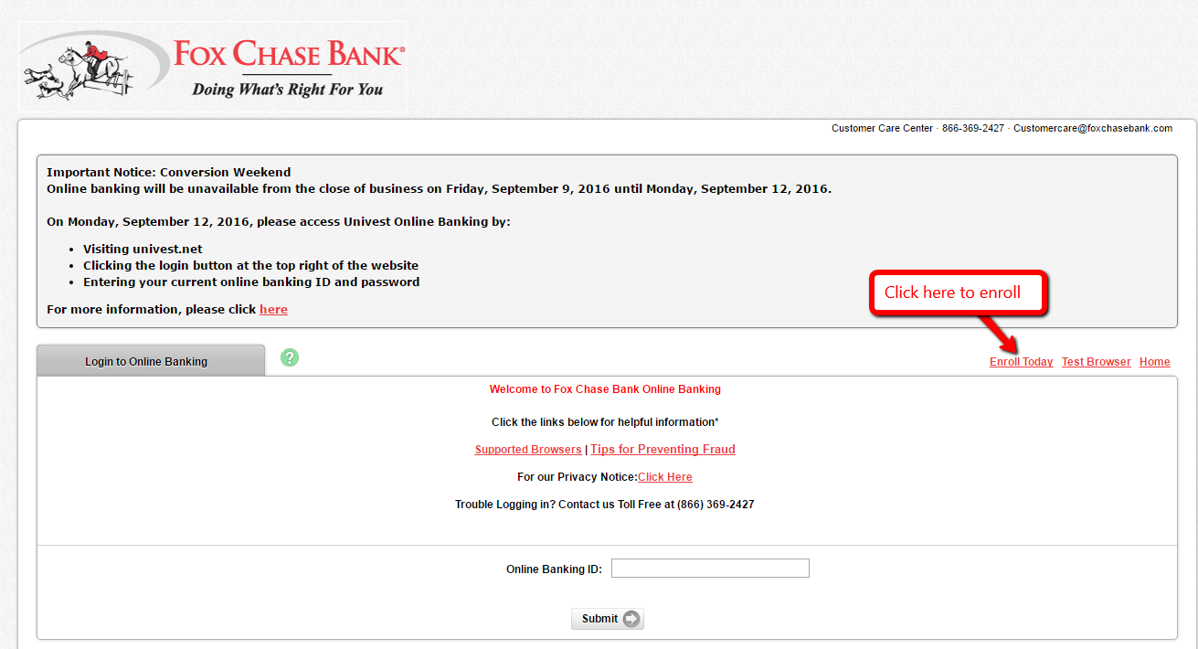 Step 3- Review enrollment requirements and the online banking agreement,  then click I Agree to proceed
