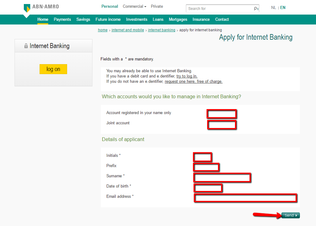 After Your Account Details Match Records In The Bank You Will Be Able To Finalize Setting Up Online Banking