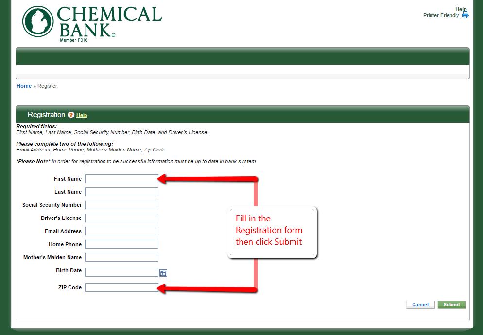 Chemical Bank Online Banking Login