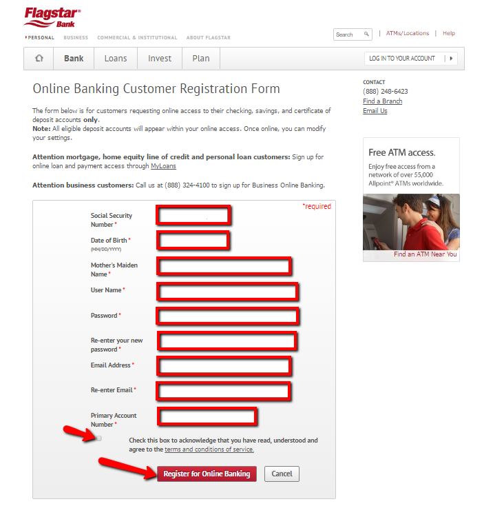 Flagstar Bank Online Banking Login