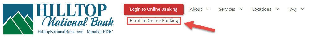 hilltop-bank-enroll-link