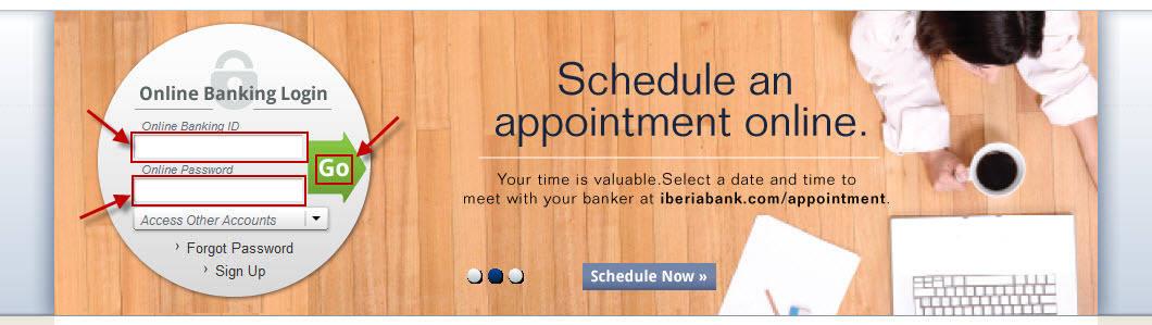 iberia-login-homepage