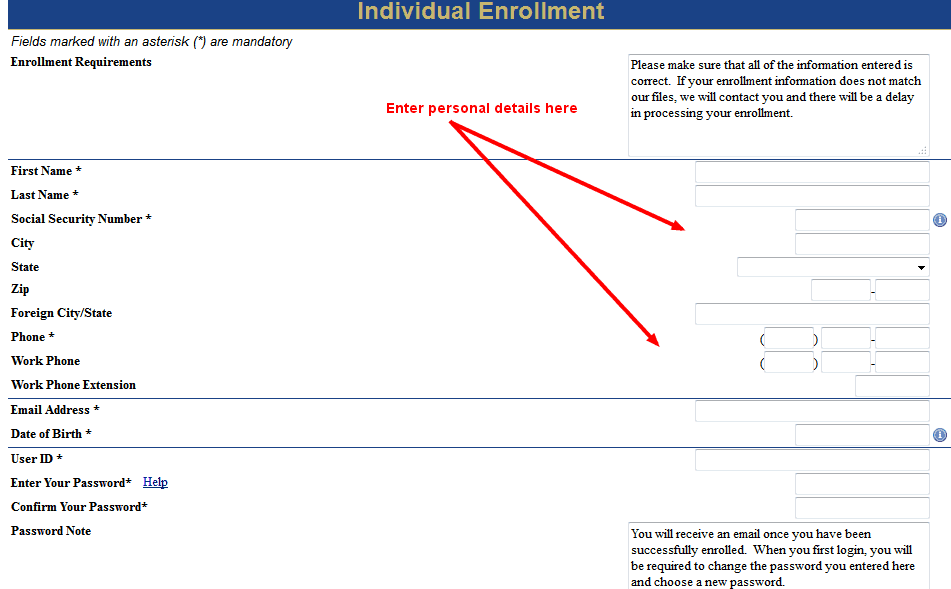 kodabank enrollment form