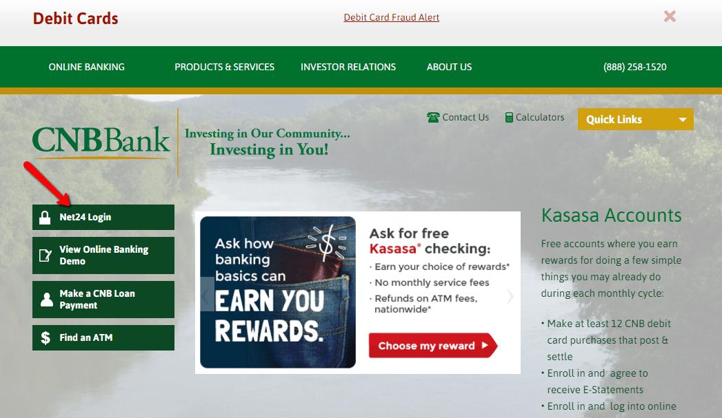 Kd bank online-banking