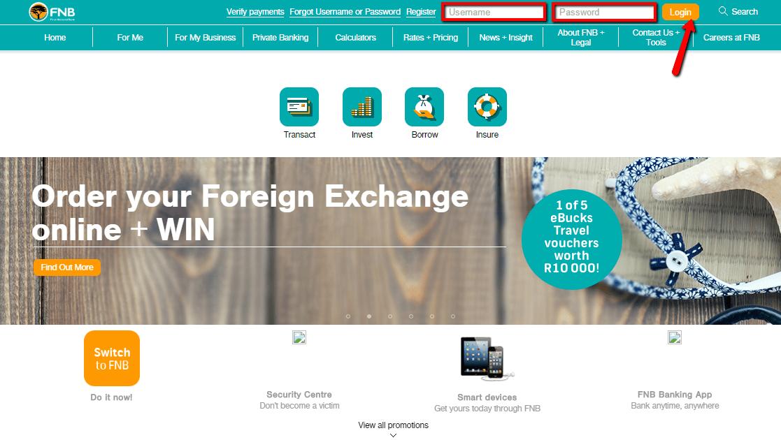 FNB Bank Online Banking Login - 🌎 CC Bank