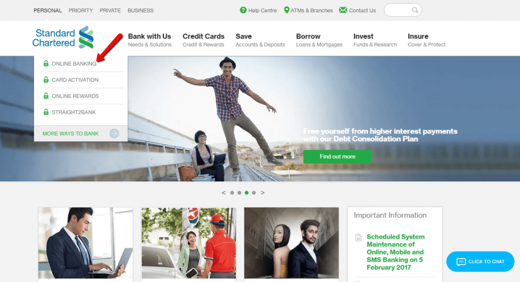 Standardchartered 401k online free upgrade