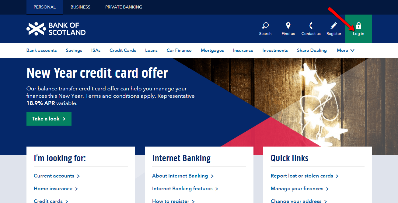 Bank Of Scotland Business Credit Card Contact Gallery - Card Design ...