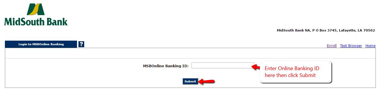 midsouth bank