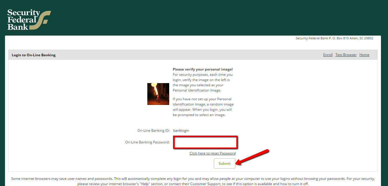Security Federal Bank Online Banking Login - 🌎 CC Bank