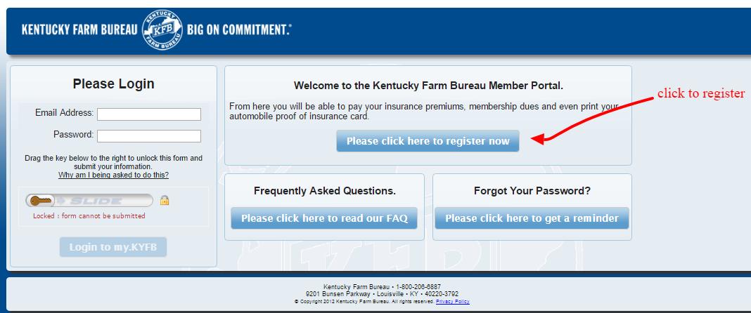 my.KYFB registration