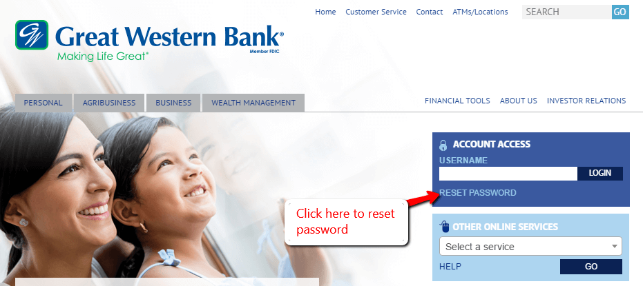 great western bank Great western bank was added to the directory by a user on march 01, 2010 doxo is a secure, all-in-one bill pay service enabling payments to thousands of billers doxo is not an affiliate of great western bank.