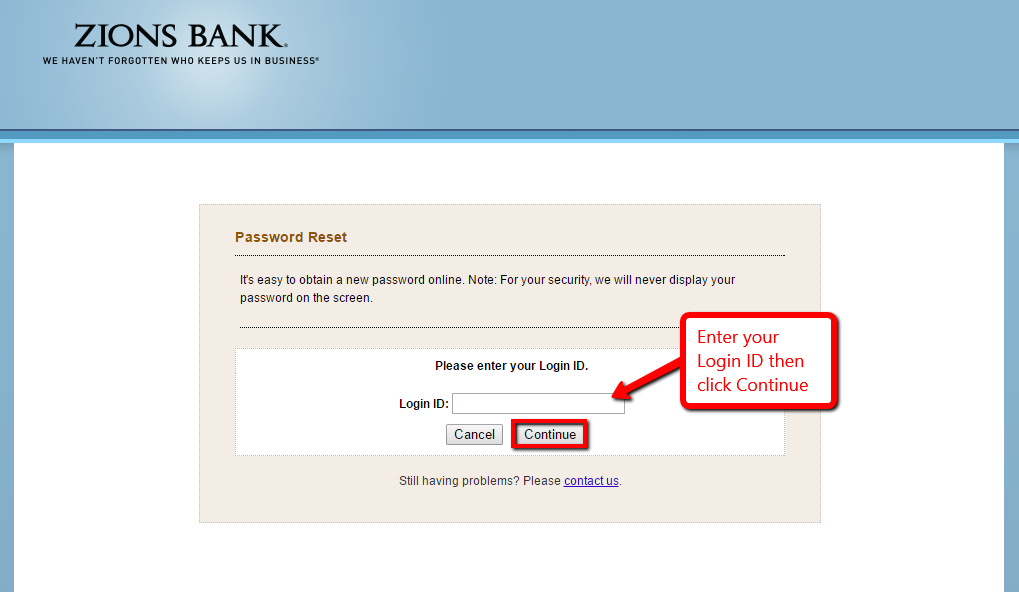 how to find my zions bank account number