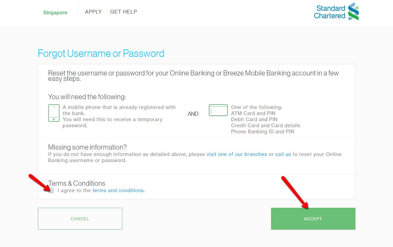 stanchart net banking