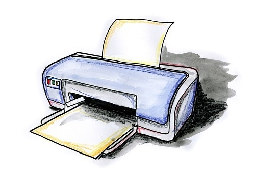 Sketch Printer