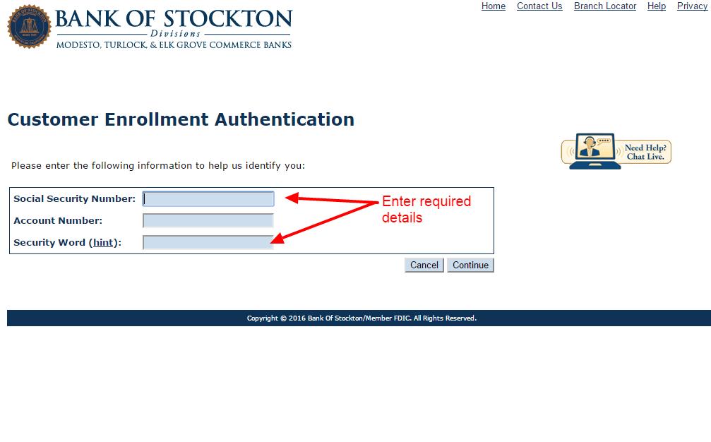 stockton enroll 3