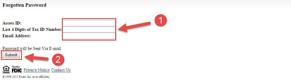 talmer-forgot-password-form