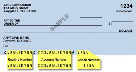 Bank of America Routing Numbers & Wire Transfer - 🌎 CC Bank