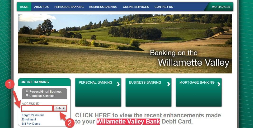 willamette-access-id-field